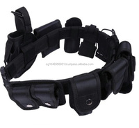 Military tactical police duty belt