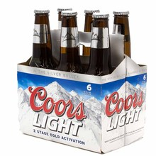 Canadian Brewed coors light beer