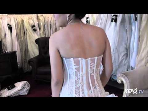 Spring Summer Bridal 2015 The New Sexy White Wedding Gown Dress - House of Lin