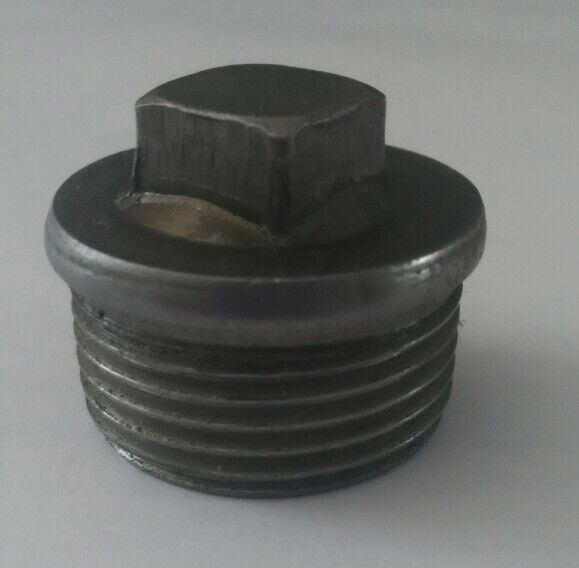 Inch cast iron plug floor flange elbow tee used for
