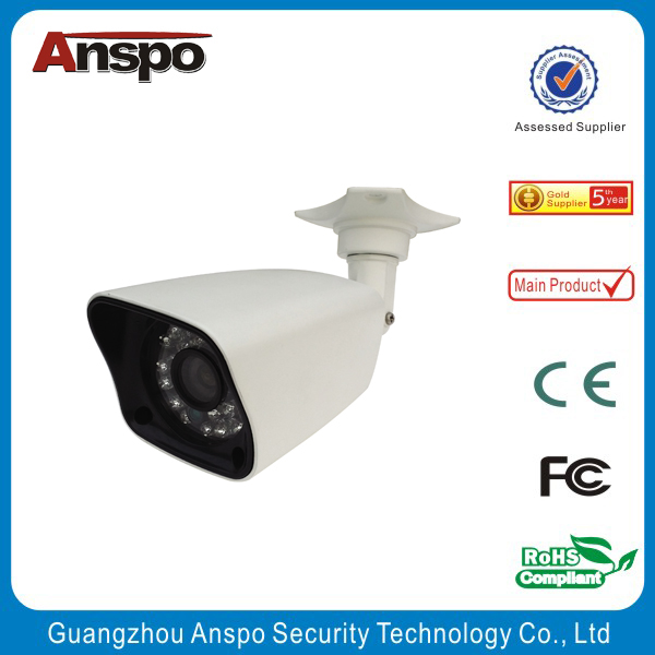 Anspo weatherproof ir cameras mini bullet camera waterproof manufacturer