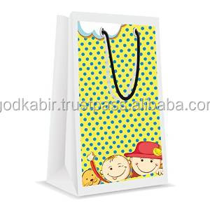 Premium Gift Paper Carry Bags Best Kids Choice Latest And Decent Print