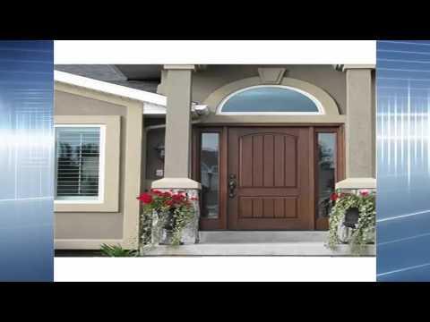 front doors entrance front double solid wood glass door