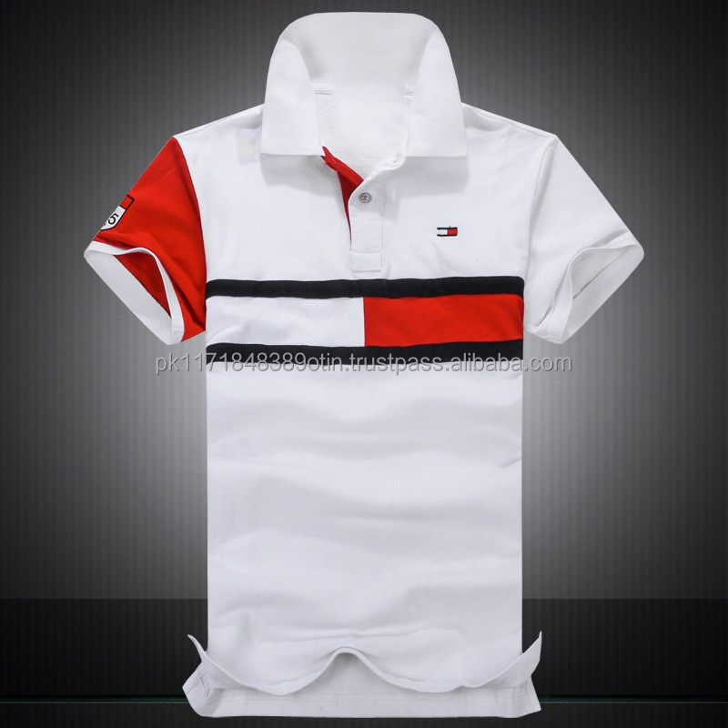 Baumwolle Polo t shirt