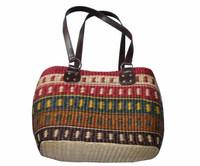 Vietnam seagrass handbags, Vietnam decorative handmade seagrass handbag