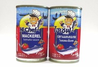 sardine/mackerel in tomato sauce