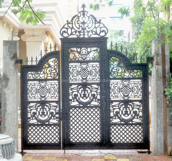 Cast Iron Gate Heritage Gate Ornamental Gate Buy