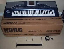 Korg pa800 professional keyboard