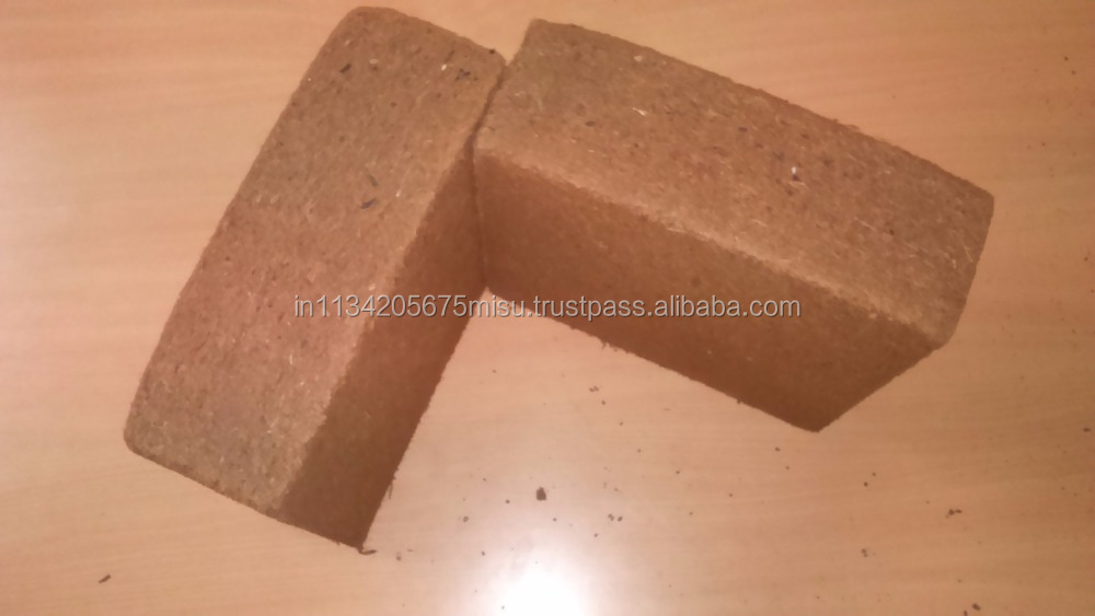 Nursery And Green Garden Use Coco Coir Bricks /coco Coir Peath - Buy Coco  Peat,Coco Coir Bricks,Hydroponics Bags Coco Peat Product on Alibaba com