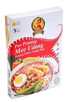 Instant Penang Prawn Noodle Paste