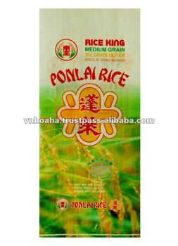 Pp Woven Rice Bag Ping Manufacturers Vietnam