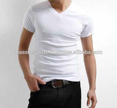 Coton Shirt Fit Shirt T Hommes 100 Slim 5xBqRnS8