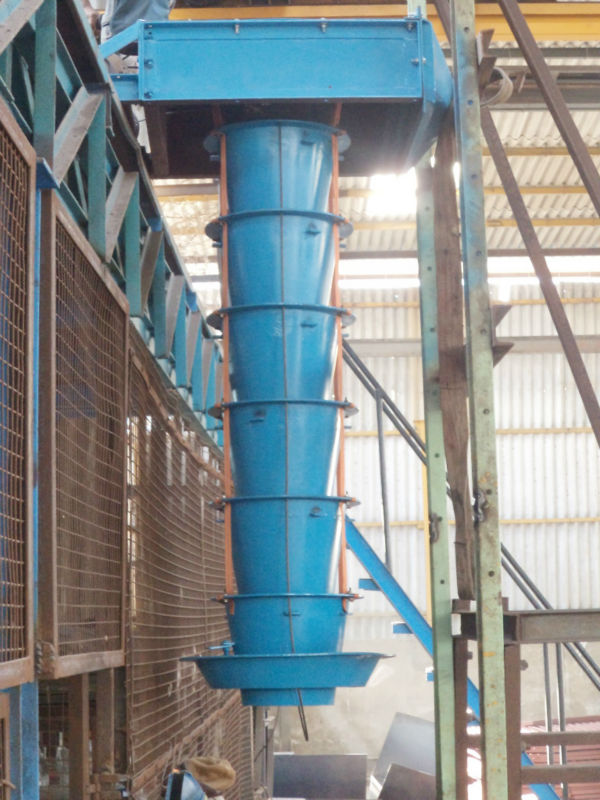 Telescopic Loading Chute Buy Telescopic Loading Chute