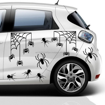 Spider Set Tuning Car Sticker Decal Made In Germany Decals Pegatina Aufkleber Buy Car Door Decalstickerdecals Tuning Caraufkleber Pegatina