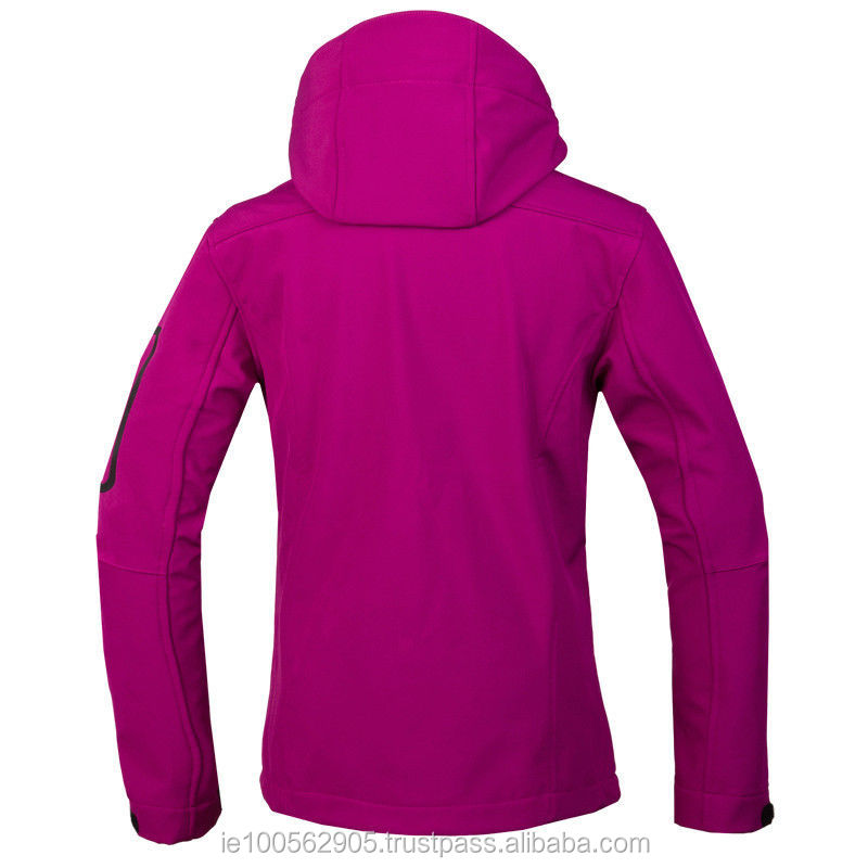 986765f2e Women's Waterproof Breathable Soft Shell Jacket Ladies Softshell Outdoor  Jacket