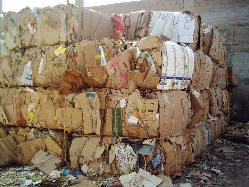 Occ/old Corrugated Carton/paper Scrap!