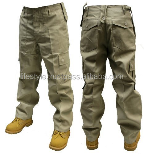 Women Military Style Cargo Pants, Women Military Style Cargo Pants ...
