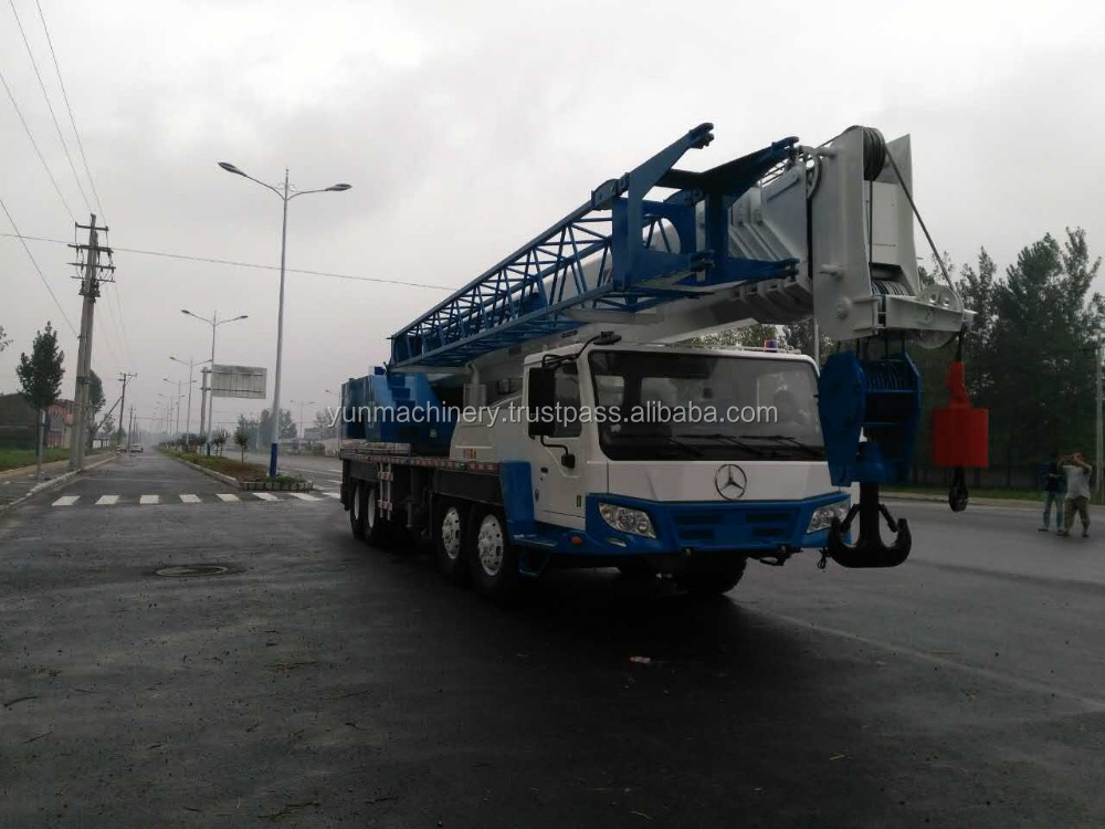 Used tadano mobile crane 100ton 120ton for sale!