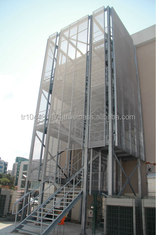 Sepa Expanded Metal Facade Applications Buy Expanded
