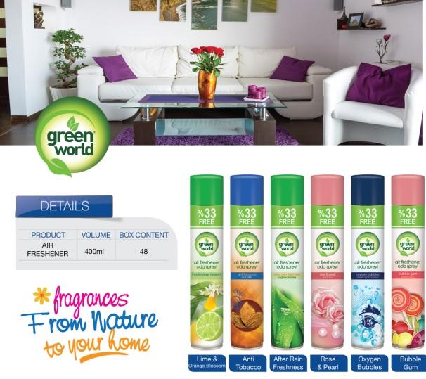 Eco Friendly Wholesale Best Air Freshener View Air Freshener Green