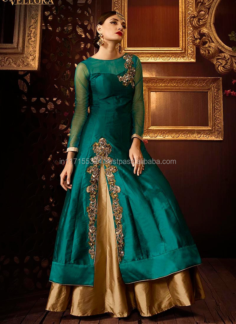e35aa47c9b Pakistani long salwar kameez - Anarkali gown - Anarkali suits wholesalers  from india gujarat - Ladies anarkali suits designs