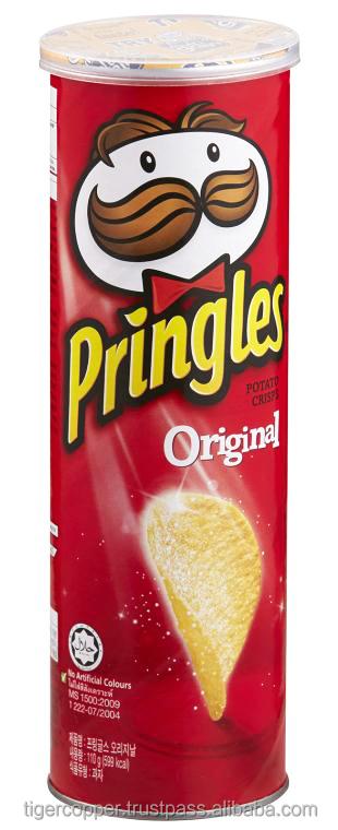 imc plan for pringles