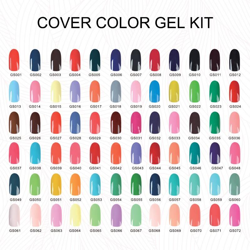 Fengshangmei 36pcs Uv Gel Nail Painting Kit Uv Gel Sets - Buy Uv Gel ...