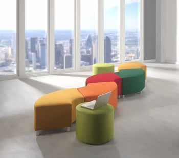 ARTE COMO   (JAMA) Hocker, Büromöbel, Bürostuhl, Moderne Büromöbel, Modulare