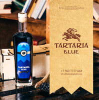 Sikera TARTARIA BLUE is a strong alcoholic drink, made of natural organic wild-growing herbs in Siberia. It's not a whisky.