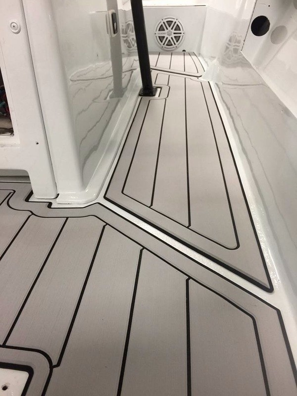 Supply Oem Eva Floor Mat Eva Marine Decking Flooring Sheet