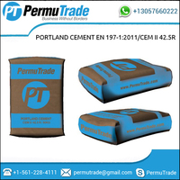 Portland Cement EN 197-1:2011/CEM II 42.5R - Turkey