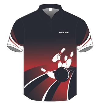 Custom Softbol Uniformes Bowling Shirts Jersey Cricket