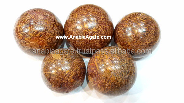 Wholesale Star Garnet Sphere : Agate star garnet ball : Gemstone sphere
