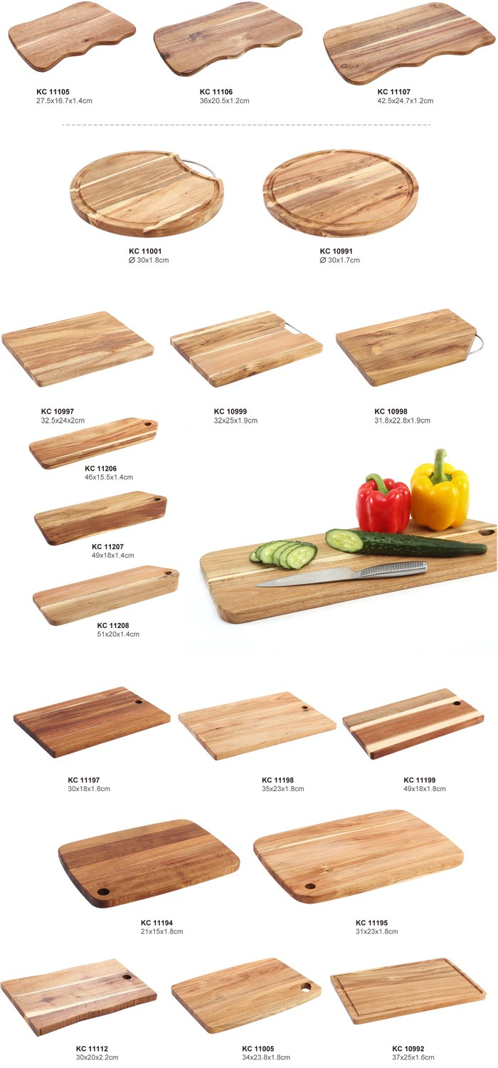 Kitchen Wood Cutting Board
