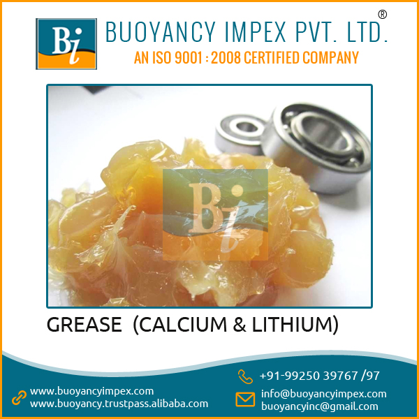 Genuine Exporter Selling A Grade Viscosity Grease for Multipurpose Use