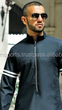 New Style Wholesales Embroidery Design Men Arab Thobe