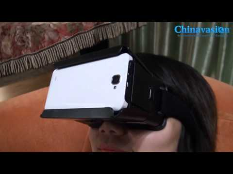 vr 3d glasses smartphone review - 3D Video Glasses