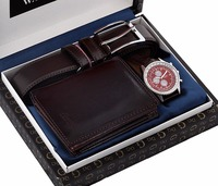 apache watch belt wallet and special box