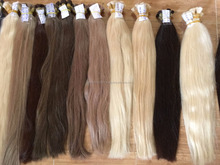 "Big Promotion soft Color Hair Extension 10"" - 40"" Remy 100% Human Hair no shedding Thick Skin drawn virgin Brazilian Hair"