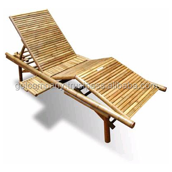 Attrayant [wholesale] Bamboo Beach Lounge Chair. Bamboo Folding Chair / Relax Chair.  Bamboo
