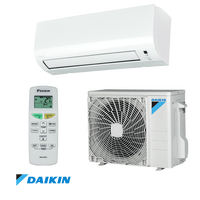 Inverter Air conditioner Daikin FTX35KM / RX35KM with A+/A+ energy class of cooling / heating
