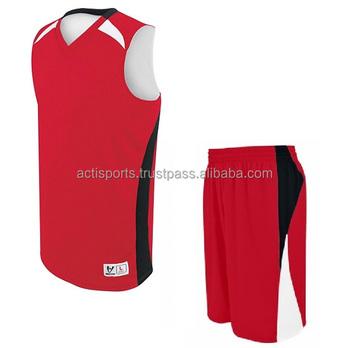 a355221a939f good basketball uniform popular cheap wholesale sublimation youth basketball  jersey customer design sportswear kit