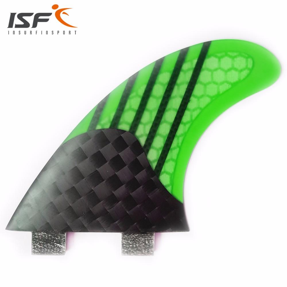 Hot Selling Honeycomb Carbon Fiber Surf Board Fins