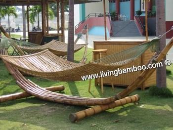 Bambus Hangematte Gd 013 Buy Bambus Hangematte Bambus Gartenmobel