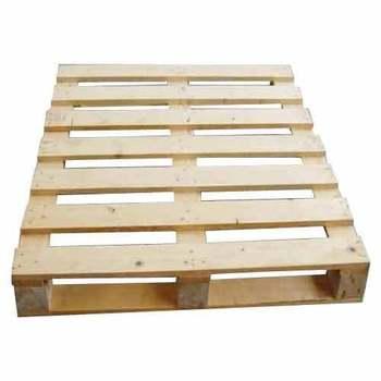 2 Way 4 Pine Wood Pallet Manufacturer