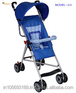 Made in India Factory Price Supreme Baby Buggy