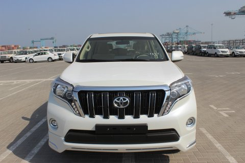 BRAND NEW TOYOTA 2016 PRADO 3.0L DIESEL-AUTOMATIC - SPARE BACK DOOR
