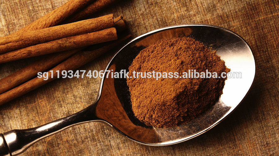 Health Care Supplement Organic Cinnamon Buyers