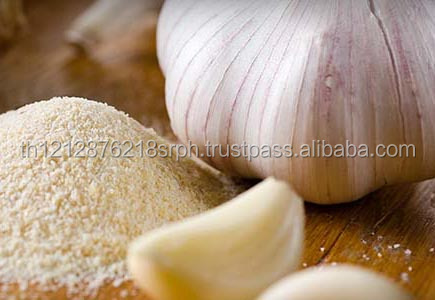 good quality dehydrated garlic