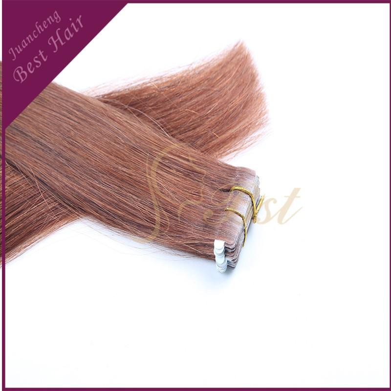 Perfect Lady Velvet Human Hair Products Invisible Tape Hair